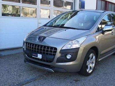 gebraucht Peugeot 3008 1.6 16V T Allure Tiptronic