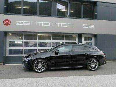 gebraucht Mercedes CLA200 Shooting Brake CLA-KlasseAMG Line 7G
