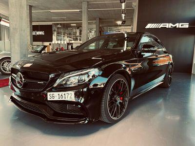 gebraucht Mercedes C63S AMG C-Klasse Mercedes BenzAMG - Vollausstattung