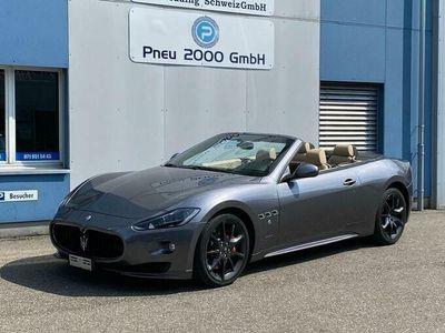 gebraucht Maserati GranCabrio Sport Automatica