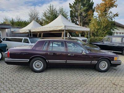 gebraucht Lincoln Town Car Limousine
