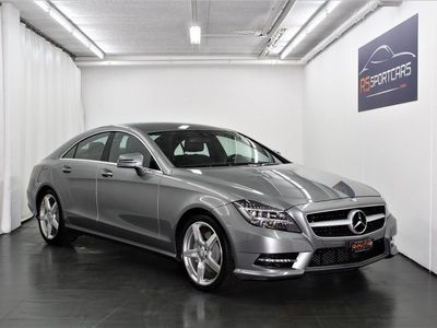 gebraucht Mercedes CLS350 CDI 4Matic 7G-Tronic AMG Line