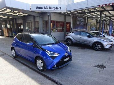 gebraucht Toyota Aygo 1.0 VVT-i Limited Blue