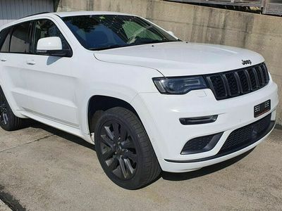 gebraucht Jeep Grand Cherokee Grand Cherokee 3.0 CRD S Automatic3.0 CRD S Automatic