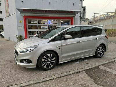 gebraucht Ford S-MAX 2.0 TDCi ST-Line AWD Automatic