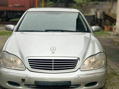 gebraucht Mercedes S320 S-KlasseLong Version