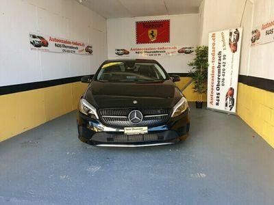 gebraucht Mercedes A220 Style 4Matic 7G-DCT
