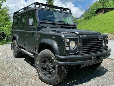 gebraucht Land Rover Defender 110 SW 2.5 Td5