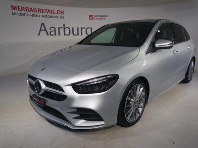 gebraucht Mercedes B220 B-Klassed AMG Line