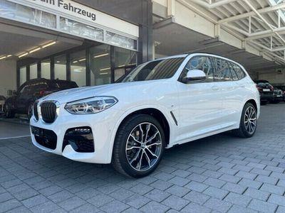 gebraucht BMW X3 xDrive 48V 20d Pure M Sport Steptronic