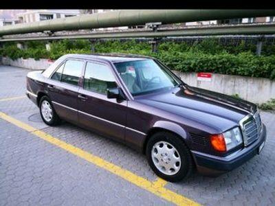 gebraucht Mercedes E300 190 MercedesW124 Diesel selten!