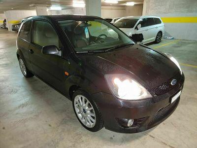 gebraucht Ford Fiesta S