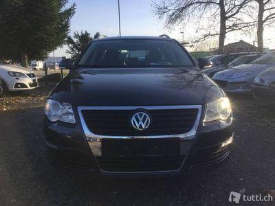 gebraucht VW Passat Variant 2.0T FSI Comfortline