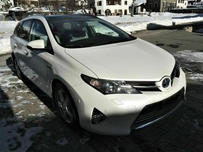 gebraucht Toyota Auris Touring Sports 1.8 16V HSD Linea Sol