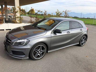 gebraucht Mercedes A200 CDI AMG Line 7G-DCT