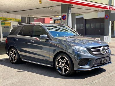 gebraucht Mercedes GLE350 GLE-Klassed Executive 4Matic 9G-Tronic