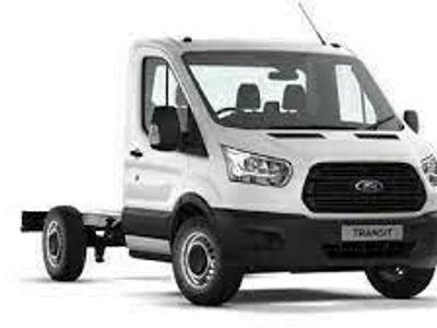 gebraucht Ford Transit cab.-ch. 350 L2 2.0 Ec