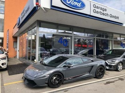 gebraucht Lamborghini Gallardo Coupé 5.2 Superleggera E-Gear