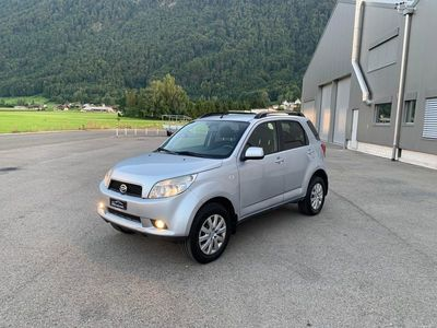 gebraucht Daihatsu Terios 1.5 benzin 4x4