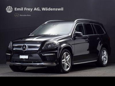 gebraucht Mercedes GL350 GL-KlasseV6 CDI BlueTec