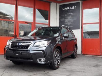 gebraucht Subaru Forester 2.0i Executive Lineartronic