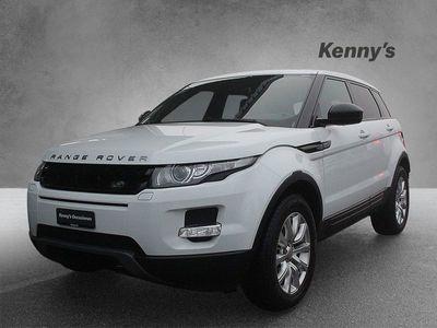 gebraucht Land Rover Range Rover evoque 2.2 TD4 Dynamic
