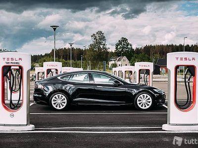 gebraucht Tesla Model S mit viel extras günstig
