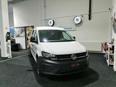gebraucht VW Caddy Maxi 2.0TDI 4Motion BlueMotion Technology