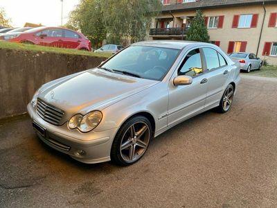 gebraucht Mercedes C220 C-KlasseCDI TOP ZUSTAND