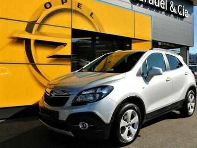 gebraucht Opel Mokka 1.7 CDTi Cosmo 4WD