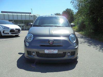 gebraucht Fiat 500 Abarth 595 1.4 16V Turbo Competition