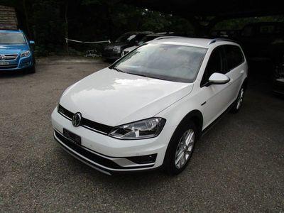 gebraucht VW Golf Alltrack VII 2.0 TDI 184 DSG 4m