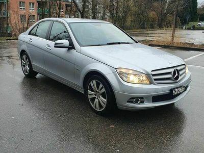 gebraucht Mercedes C250 CDI Blue Efficiency Avantgarde Automatic