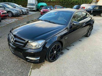 gebraucht Mercedes C250 Coupé Sport 7G-Tronic
