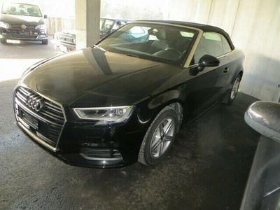 gebraucht Audi A3 Cabriolet  1.5 TFSI S-tronic