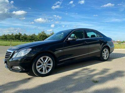 gebraucht Mercedes E350 E-Klasse Mercedes LimousineCDI Blue efficiency
