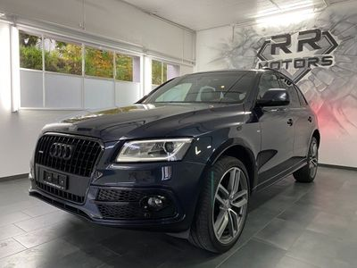 gebraucht Audi Q5 3.0 TDI S-Line Clean quattro S-tronic