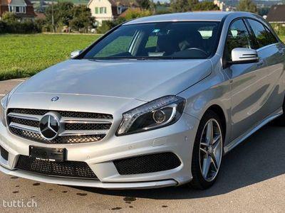 gebraucht Mercedes A250 AMG Line 4 Matic ab MFK neue Bremsen