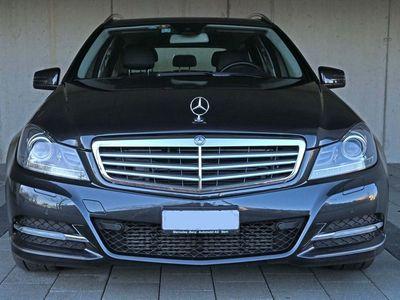 gebraucht Mercedes C250 C-KlasseCDI BlueEF Avantgarde 4m Kombi