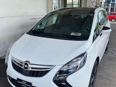 gebraucht Opel Zafira Tourer 2.0D/170 Cosmo