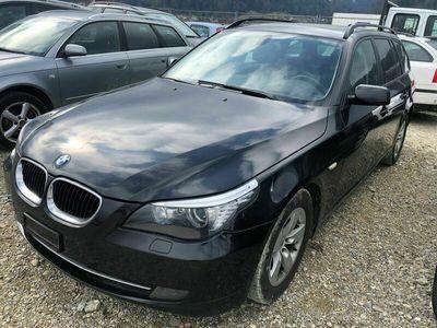 gebraucht BMW 520 5er d Touring Steptronic