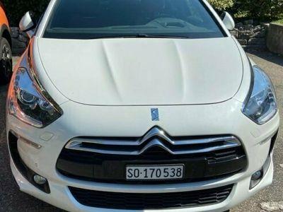 gebraucht DS Automobiles DS5 1.6 THP 200 Sport Chic