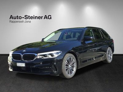 gebraucht BMW 520 5er d xDrive Touring Fleet Edition Steptronic