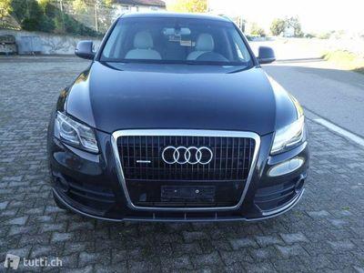 gebraucht Audi Q5 3.0L B5A JG 12.12.2009 AUTOMAT NAVI AB MFK 17.01.19