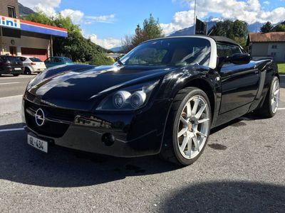 gebraucht Opel Speedster 2.2 16V