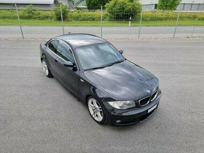 gebraucht BMW 123 Coupé 1er d Steptronic