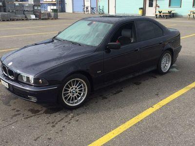 gebraucht BMW 530 5erautomat für export oder mechaniker,mit mfk