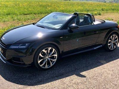 gebraucht Audi TT Roadster Quattro S Tronic 2.0 TFSI