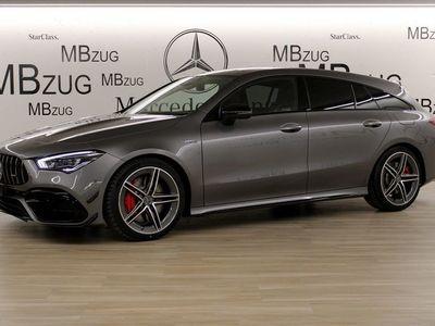 gebraucht Mercedes CLA45 AMG Shooting Brake CLA-KlasseS AMG 4Matic+ 8G-DCT