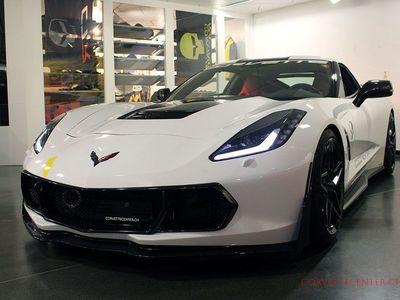 gebraucht Chevrolet Corvette 6.2 V8
